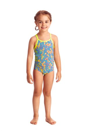 FUNKITA TODDLER GIRLS PRINTED ONE PIECE – LEAVE ME