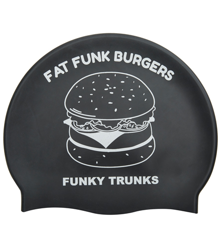 Funky Trunks Swimcap Fat Funk by Jesswim