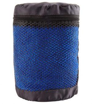 DOLFIN TEAM TERRY TOWEL BLUE