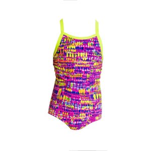 FUNKITA TODDLER GIRLS PRINTED ONE PIECE – DOTTY DASH