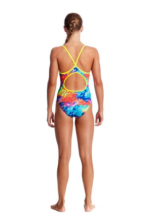 FUNKITA GIRLS DIAMOND BACK ONE PIECE – LAYER CAKE