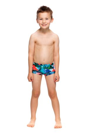 FUNKY TRUNKS TODDLER BOYS PRINTED TRUNKS – SPLIT SCENE