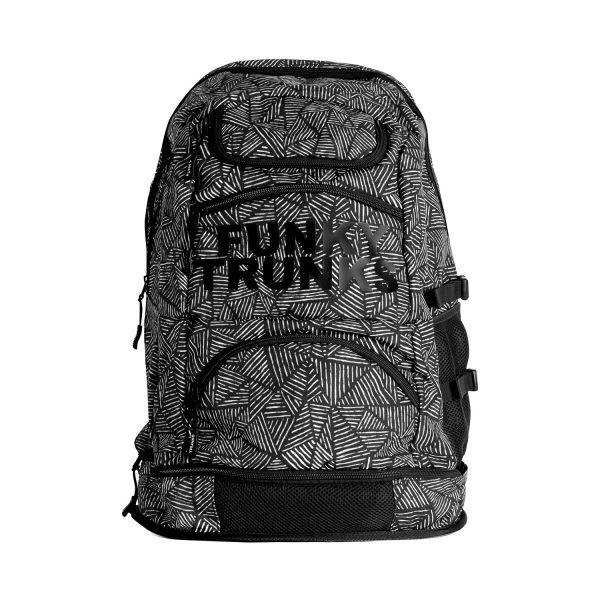 Funky Trunks Backpack Black Widow by Jesswim