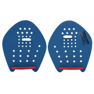 STROKEMAKERS HAND PADDLES M #2 BLUE