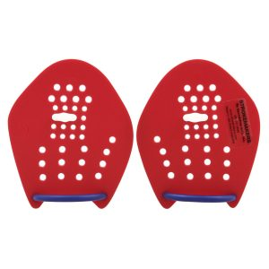 STROKEMAKERS HAND PADDLES XXS #0 RED