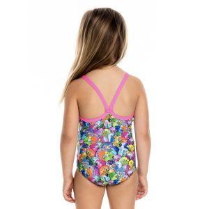 FUNKITA TODDLER GIRLS PRINTED ONE PIECE – BANG BANG BUDGIE