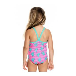 FUNKITA TODDLER GIRLS PRINTED ONE PIECE – SWEETIE SPIKE