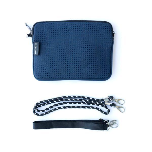 PRENE BAGS THE PIXIE BAG NAVY BLUE by Jesswim