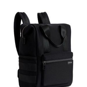 THE HAVEN BACKPACK (BLACK) NEOPRENE BAG